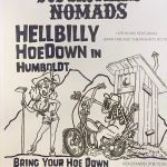 Jus Brothers Nomads - 1st annual Hellbilly Hoedown in Humboldt - Sat June 1, 2019