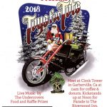 Kiwanis of the Redwoods - 28th annual Toys for Tots