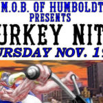 M.O.B. of Humboldt TURKEY NITE - Nov 19, 2020