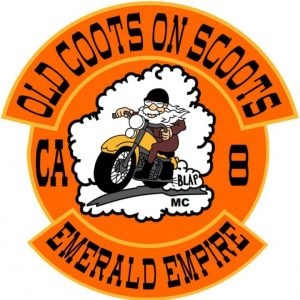 Old Coots on Scoots Chapter 8 Emerald Empire