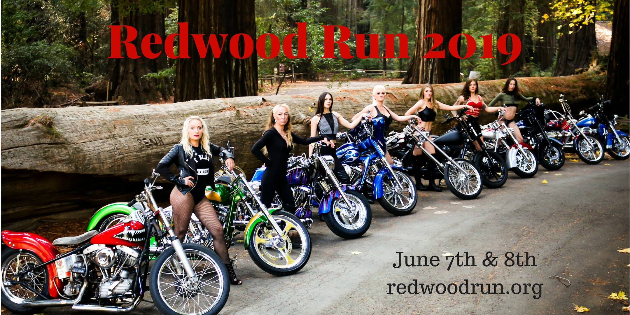 Redwood Run - June 7-8, 2019