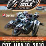 "Law Tigers ""Sacramento Mile"" 2019 Flat Track Racing - Sat May 18"