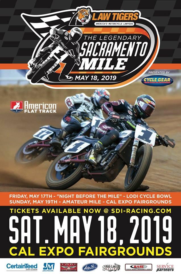 Sacramento Mile Sat May 18, 2019