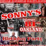 Sonny's 81st Birthday Party