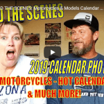 Subscribe to Thunder Roads and Get the 2019 Motorcycles & Models Calendar