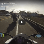 Humboldt County Toy Run 2018 drone+bike video by Aaron Milhorn