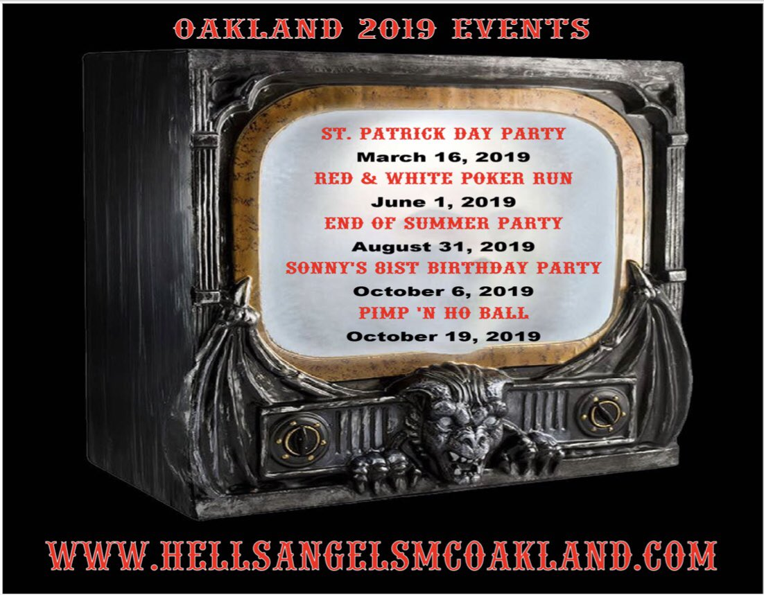 Oakland Events 2019