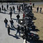U.B.N.C. Humboldt 100 Mile Open Road Poker Run video by Aaron Milhorn