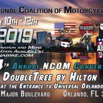 NCOM Convention - 34th annual - Orlando, Florida