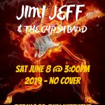 Jimi Jeff @ Riverwood Inn - Sat Jun 8 - Redwood Run Weekend