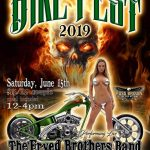 Hangtown Boozefighters BIKE FEST 2019 - Sat June 15