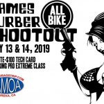 Wanted: Motorcycle Racers - James Surber's High Stakes Motorcycle Shootout - July 13-14, 2019 Samoa Dragstrip