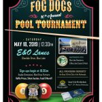 Fog Dogs Pool Tournament