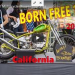 Hillon2Wheels | Born Free 11 Motorcycle Show in California | VIDEO