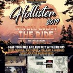 "Hollister Rally 2019 - ""It's All About The Ride"" July 4-7"