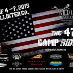The 47 Camp Ride - Hollister, CA