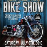 Corbin's bike show hosted by chicano yank - Hollister, CA