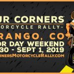 Four Corners Motorcycle Rally - Colorado