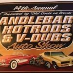 Handlebars, Hotrods and V-Dubs Auto Show - Eureka CA - Sat Aug 3, 2019 | Old Coots on Scoots Ch 8