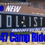 New HOLLISTER ?? Motorcycle RALLY 2019 | Hillon2Wheels | VIDEO