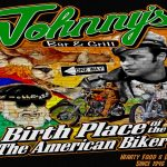 Check out Johnny's Bar & Grill VIDEO, then Ride Out for 4th of July in Hollister, California