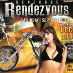 BikerCalendar.events for Sept 14-15 Weekend: Renegade Rendezvous (Dixon CA), Beat the Heat Party (Yavapai AZ), Redwood Acres Motocross (Eureka CA)