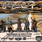 Babes Ride Out 7 x Central Coast