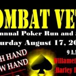 4th Annual 29-2 Combat Vets Poker Run and shoot - Eugene OR