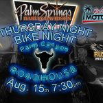 CANCELLED: Palm Springs Harley-Davidson August Bike Night
