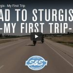 VIDEO: Road to Sturgis - My First Trip | S&S Cycle