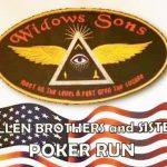 Widows Sons - Fallen Brothers & Sisters - Poker Run - Blue Lake CA