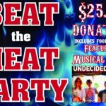 Beat the Heat Party - Sept 14 | Yavapai County AZ