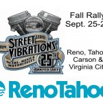 Street Vibrations Fall Rally 2019 - 25th Anniversary - Reno, NV Sept 25-29