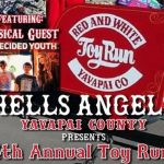 Hells Angels Yavapai County AZ Toy Run