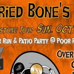 BikerCalendar.events Oct 15-20 - M.O.B. of Humboldt BIKE NITE - Meetings: MMA of Cali, B.A.C.A. - Shinetoberfest, AZ - Buried Bone's 7 Tombstone Tour - Jus Brothers MC Stockton Toy Run