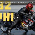 SHOCKING SPEED RECORD BY WORLD'S FASTEST PRO STREET BIKES - TURBO HAYABUSA, GSXR 1000 and CBR RACE!