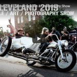 Fuel Cleveland 2019 - Motorcycle Art & Photography Show | Lowbrow Customs | VIDEO