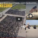 Harley-Davidson World Record Parade | Adam Sandoval Bring it Home 2019