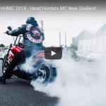 FLAMEDUP HHMC 2018 - Head Hunters MC New Zealand | VIDEO