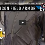 Crash Tested! ICON Field Armor Compression Shirt : Road Tested Review | J&P Cycles | VIDEO