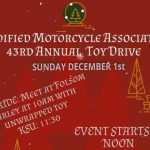 MMA 43rd Annual Toy Drive - Sacramento - Dec 1