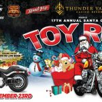 Sacramento Santa Claus Toy Run