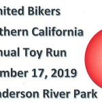 U.B.N.C. Northern California - Toy Run