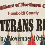 U.B.N.C. Humboldt - Veterans Ride