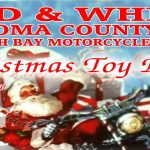 Christmas Toy Run - Red & White Sonoma and N.B.M.A.