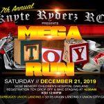 Mega Toy Run - Knyte Ryderz RC