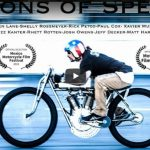 Sons of Speed - Boardtrack Racing Documentary - Billy Lane Choppers Inc.