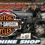 VIDEO | Speed Secrets And Inside Look At World's Fastest Harley-Davidson Street Bike And Drag Racing Shop! | CycleDrag