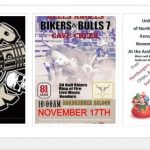 Upcoming BikerCalendar.events | U.B.N.C. NorCal Toy Run - BRO of California Chili Cook-off - Hells Angels Bikers & Bulls Cave Creek - ShopTalk is Live - MMA of Cali Penryn
