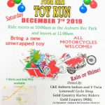 Gold Country Food and Toy Run